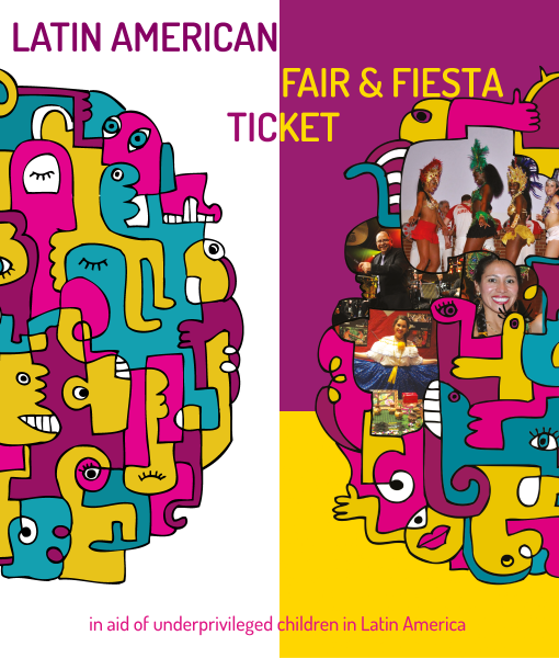 Latin American Fair & Fiesta Ticket